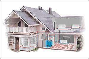 Які є системи опалення, їх загальні характеристики, переваги та недоліки