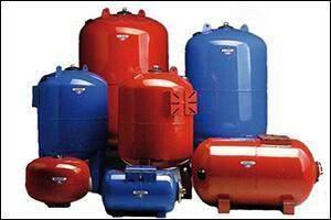 Расширительные баки и их место в системе отопления